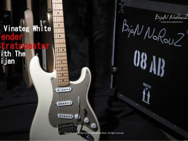 feneder Stratocaster